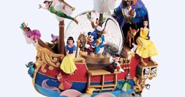 Disney - Disney Figuren Snowglobe