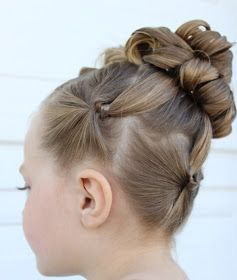 Fancy Meeting Ewe Perfect Dance Recital Hair Tutorial Episode 2 Up Do Recital Hairstyles Hair Hair Tutorial