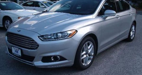 ford fusion 2013 trims