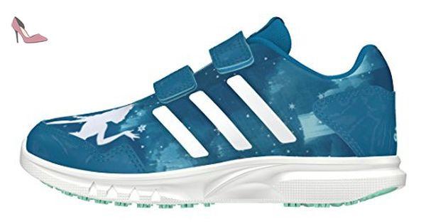 adidas Disney Frozen CF C, Chaussures de Sport Garçon, Bleu