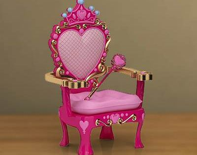 Disney princess throne chair google search to make a for Throne chair plans