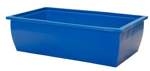 Dura Cast Products 180 Gallon Open Top Rectangle Tank Go To Tanks Aquaculture Tanks Aquaculture Small Backyard Pools