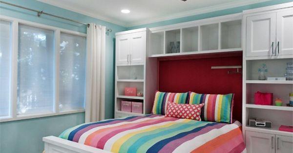 De kast ombouw lijkt me wel wat de kleur is niet mijn stijl wonenzoalsikwil pinterest - Kleur schilderen master bedroom ...