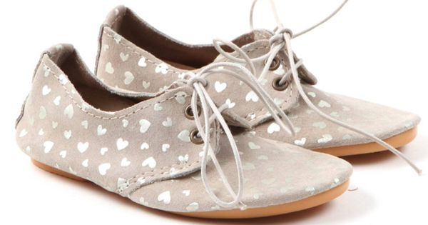ANNIEL ENFANT Girls Heart Zizi Shoes