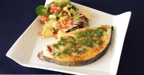 Vamos a comer pescado azul emperador a la plancha con for Cocinar emperador