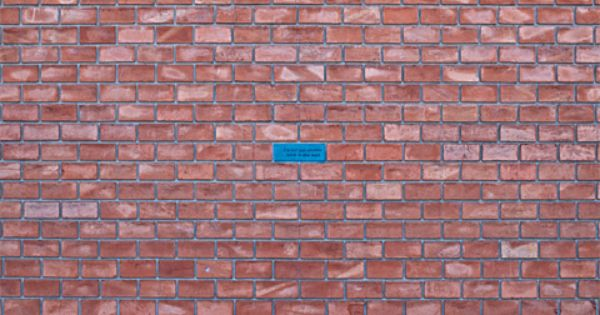 I M Not Just Another Brick In The Wall Brick In The Wall