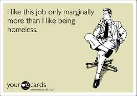 Top 5 Reasons Your Employer Makes You Miserable Ecards Funny Work Humor Funny Quotes