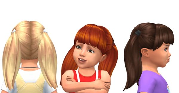 Lana Cc Finds Toddler Hair 1 Sims 4 Toddler Toddler Hair Sims Hair If that can help someone. pinterest