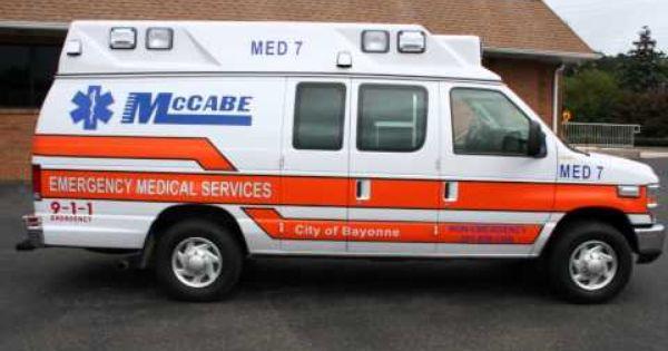 Mccabe Ambulance 2013 Aev Dr92 Ford F350 13kf16703g 04g Vci New
