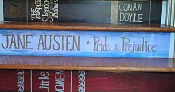 Book Staircas