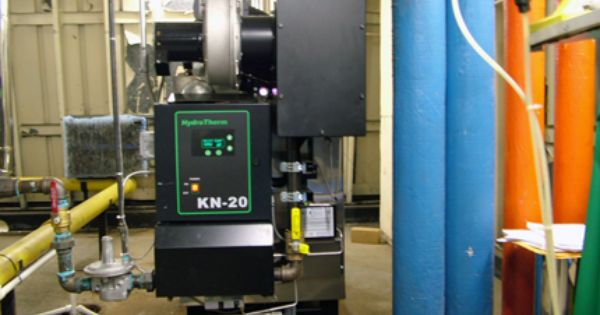 The Kn 20 Hydrotherm Boiler Works At A Whopping 53 Horsepower It Holds 26 Gallons Of Water And Puts Out A Hearty 1853 Mb Boiler Installation Gas Boiler Boiler