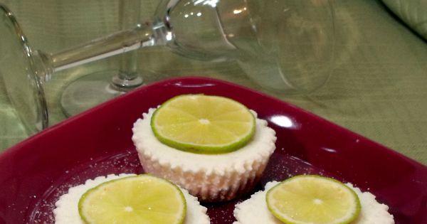 Frozen Margarita Cheesecake Bites | Recipe | Frozen Margaritas ...