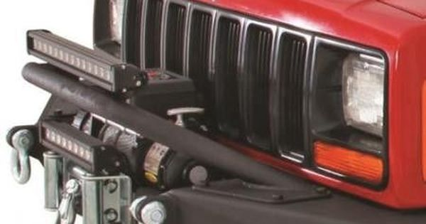Xrc Front Bull Bar 84 01 Cherokee Xj Fits Xrc Bumper 76810