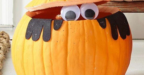 Halloween Deko Selber Machen Drausen : Basteln, Halloween and Deko on ...