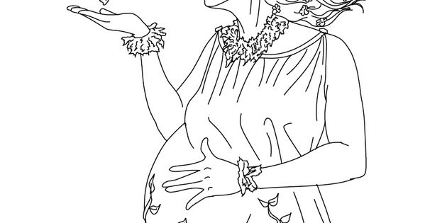 greek goddess gaia coloring pages | Coloring Pages for Adults Only | ... coloring pages - GAIA ...