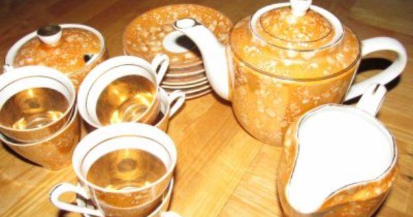 Cmielow Zestaw Do Kawy Serwis Porcelana Lata 60 6175677108 Oficjalne Archiwum Allegro Sugar Bowl Set Coffee Set Tea Set