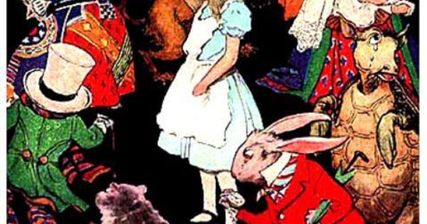 The portrayal of dead children in alices adventures in wonderland a novel by lewis carroll