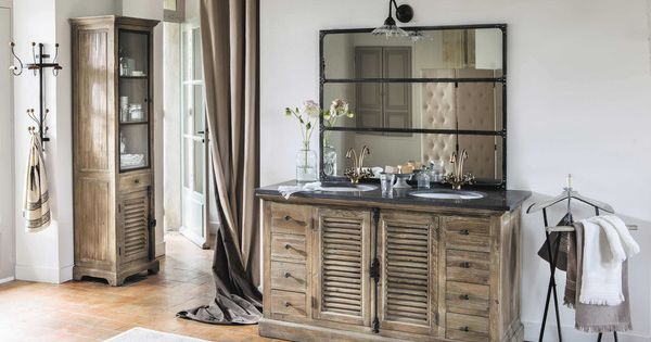 maisons du monde meuble d coration luminaire et canap home id es d co pinterest. Black Bedroom Furniture Sets. Home Design Ideas