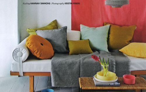 Lovely colours Elle dec April