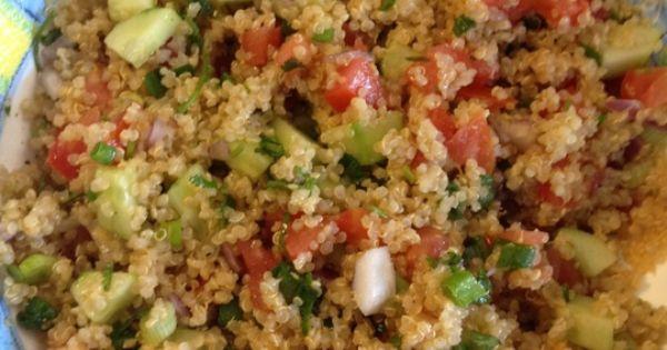 How to Make a Quinoa Salad