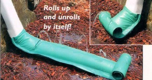 Pin By Derek Aungst On Garden Outdoor Decor Downspout Gutter Drainage Rain Gutters