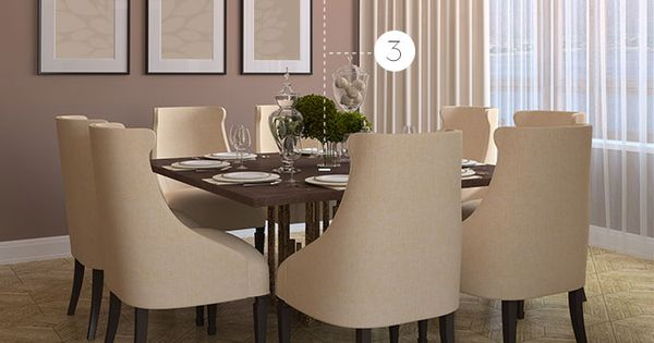 How To Size A Dining Room Chandelier 3 Easy Steps Home Colors And