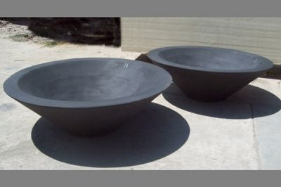 Cement Fire Pit Google Search New Backyard Ideas