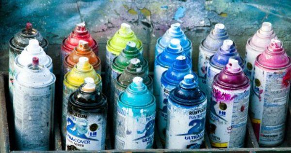 Photography Art Graffiti Spray Paint Spray Can Paint