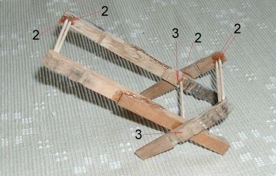 Miniatur Liegestuhl Basteln.Liegestuhl Falten 2 Liegestuhl Basteln Gutschein