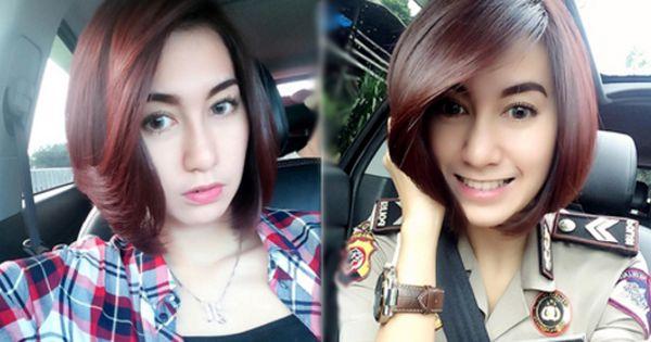 Model Rambut Polwan Rambut Kecantikan Rambut Kecantikan