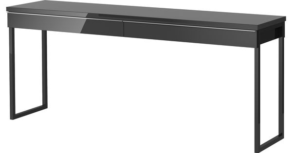 Ikea Long Black Tv Stand