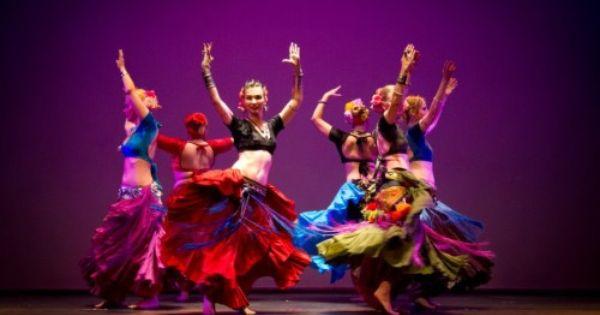 American Tribal Style Belly Dance Danza Insegnanti Di Danza