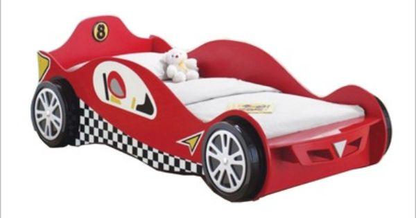 Mclaren Racing Car Bed Camas Para Ninas Camas Ninos
