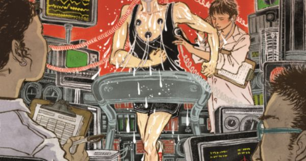 Bieganie W Upale Kiedy Krew Wrze Runner S World Comic Books Comic Book Cover Runners World