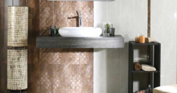 Carrelage zeppelin argenta ceramica tanguy mat riaux for Materiaux salle de bain