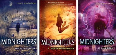 The Midnighters Series Scott Westerfeld A Great Series That S Under Appreciated In My Opinion Fantastic Reads T Scott Westerfeld Book Worth Reading Trilogy