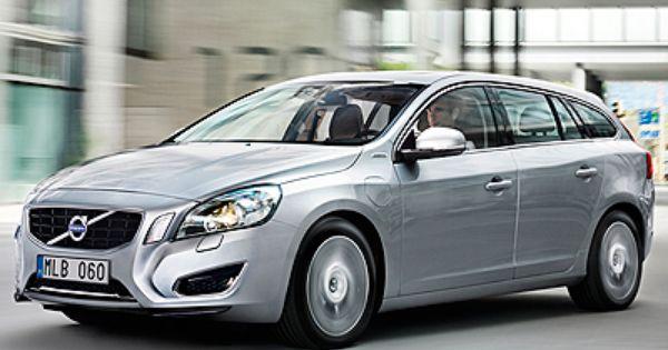 Volvo V60 Plug In Hybrid Familiar Motor Hibrido Habitaculo Km77 Com Volvo V60 Volvo Motor Diesel