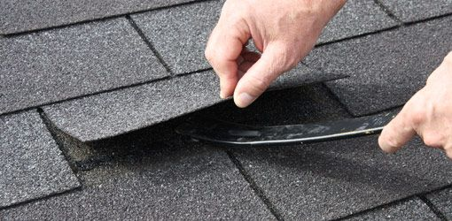 Do It How To Replace A Damaged Asphalt Roof Shingle Asphalt Roof Asphalt Roof Shingles Asphalt Shingles