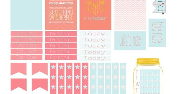 ... EC | Pinterest | Erin Condren, Free Printable and Free Printable St