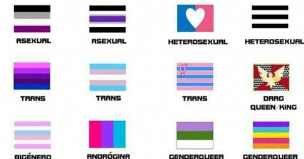 love that there were so many Gay Pride flags hanging