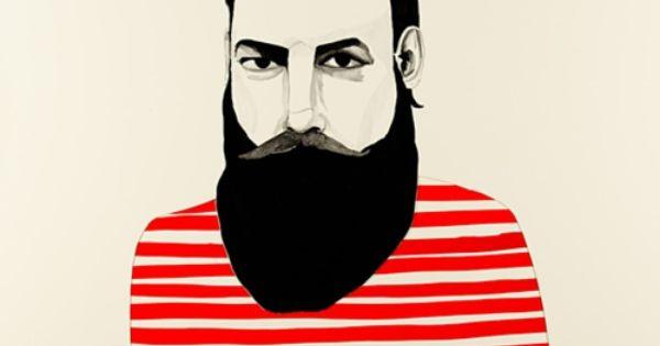 Stripe illustration.