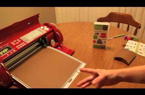 Using Cricut Cake Cricut Deep Cut Blade Amp Housing