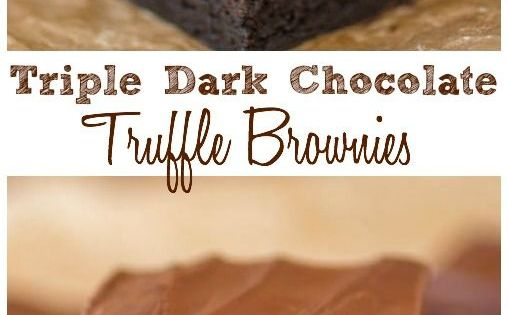 Dark Chocolate Truffles, Chocolate Truffles and Dark Chocolate