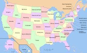 Cartina America Stati Uniti.Risultati Immagini Per Cartina Stati Uniti D America
