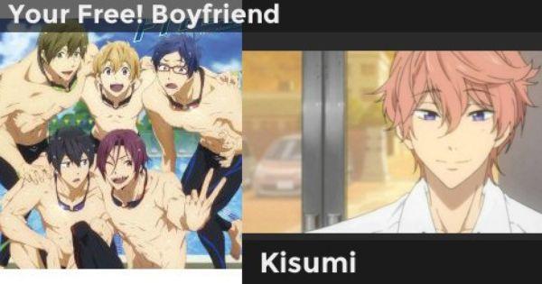 Your Free Boyfriend Anime Quizzes Free Iwatobi Swim Club Free Anime