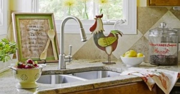 Kitchen design ideas on a budget for Country kitchen remodel on a budget