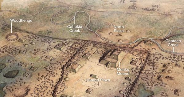 an analysis of cahokia the great civilization The attention-grabbing tale of a misplaced urban and an remarkable american civilization   use-wear analysis : use-wear  for cahokia: ancient america's great .