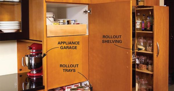 Family Handyman Custom Garage Storage: Home Remodeling Tips: Remodeling Your Ranch Home