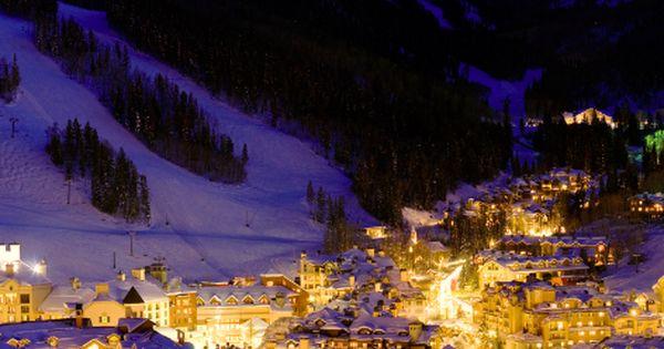 ski vacation.