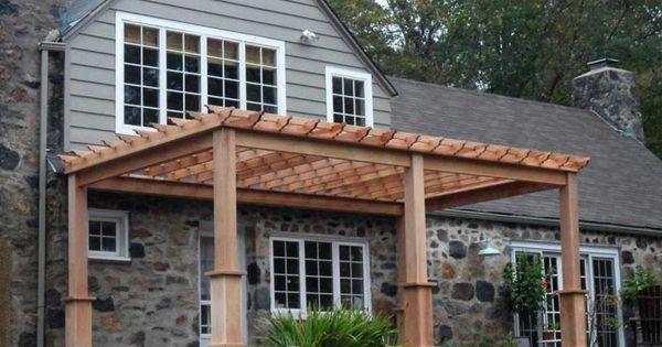 Freestanding Pitched Roof Pergola Best Pergola Ideas